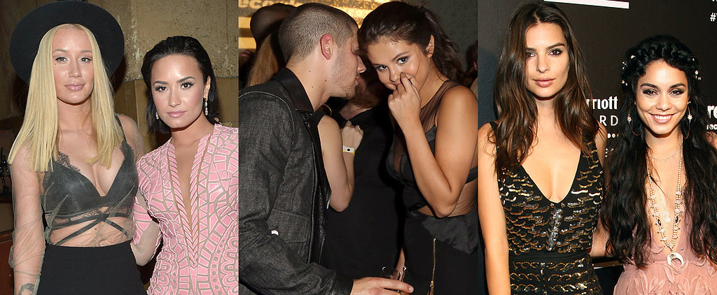 Go Inside the Star-Studded VMAs After-Parties!