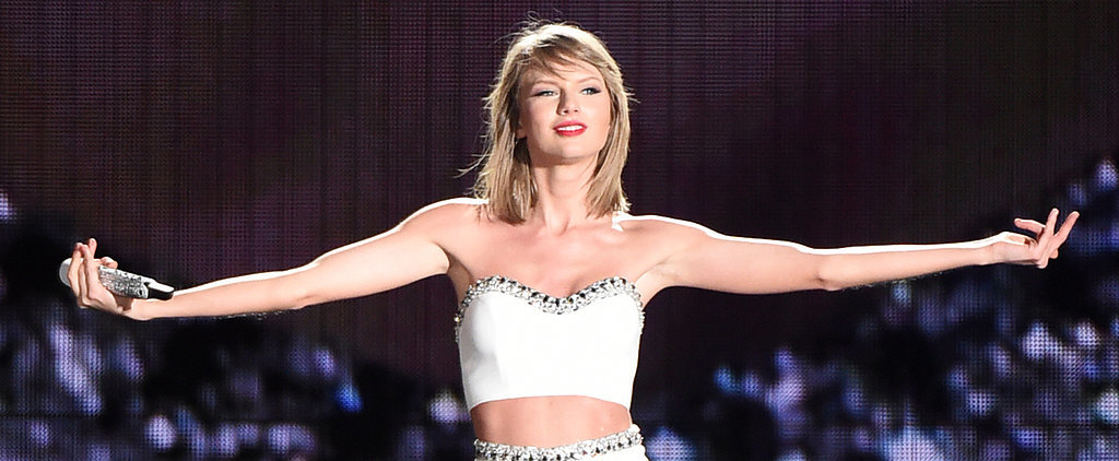 A Peek Inside Taylor Swift's Healthy Lifestyle