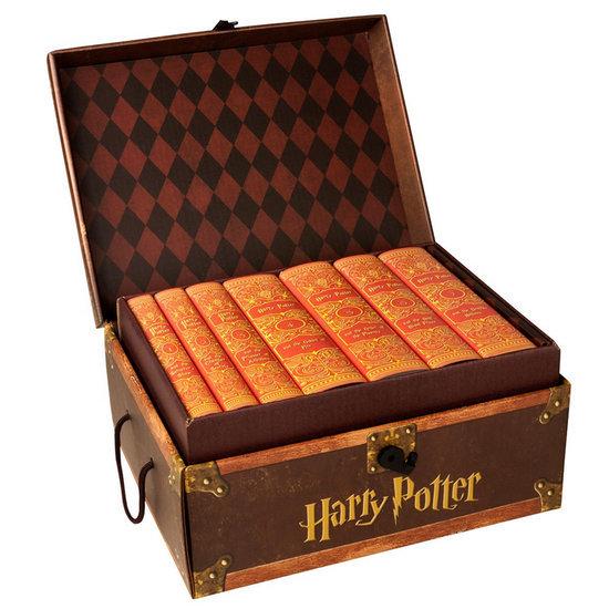 Harry Potter Hogwarts House Book Sets