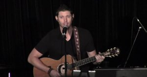 Watch 'Supernatural' Star Jensen Ackles Sing 'Simple Man' at VanCon