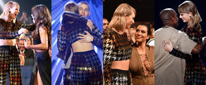 All the People Taylor Swift Shared Memorable Moments With at the VMAs