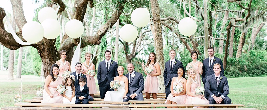 This Vintage-Inspired Wedding Will Make a Pinterest-Lover's Heart Swell