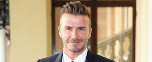 David Beckham Honors His Son Brooklyn in a Very Permanent Way