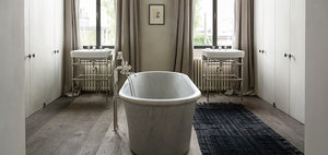 Steal This Look: A Grand Bathroom in Antwerp by Vincent Van Duysen