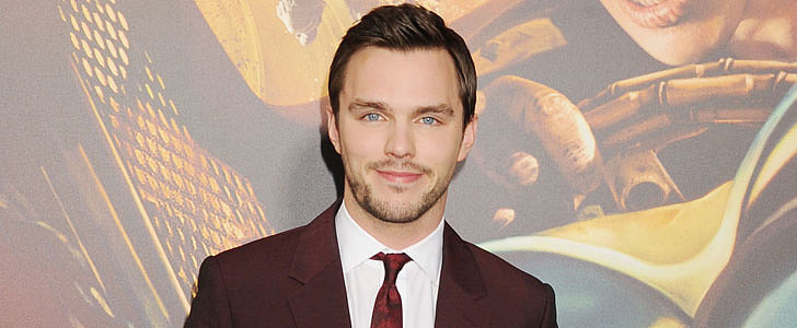Nicholas Hoult Will Play J.D. Salinger in a New Biopic