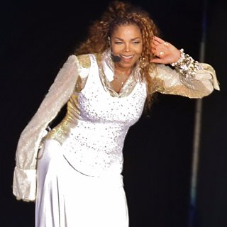 Janet Jackson Performing in Vancouver Pictures