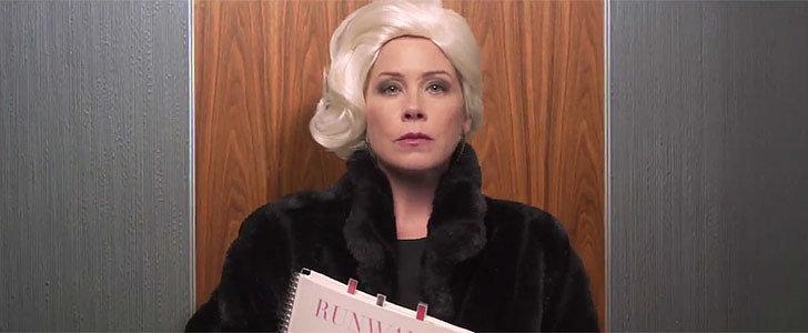 Christina Applegate Is a Horrendous Meryl Streep in Lifetime's New Biopic
