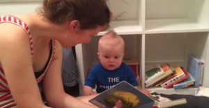 This Baby Is All Of Us At The End Of A Great Book