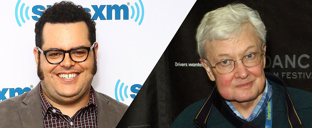 Josh Gad Will Play Roger Ebert in an Upcoming Biopic