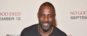 "James Bond Author Anthony Horowitz Apologizes For Calling Idris Elba ""Too Street"""