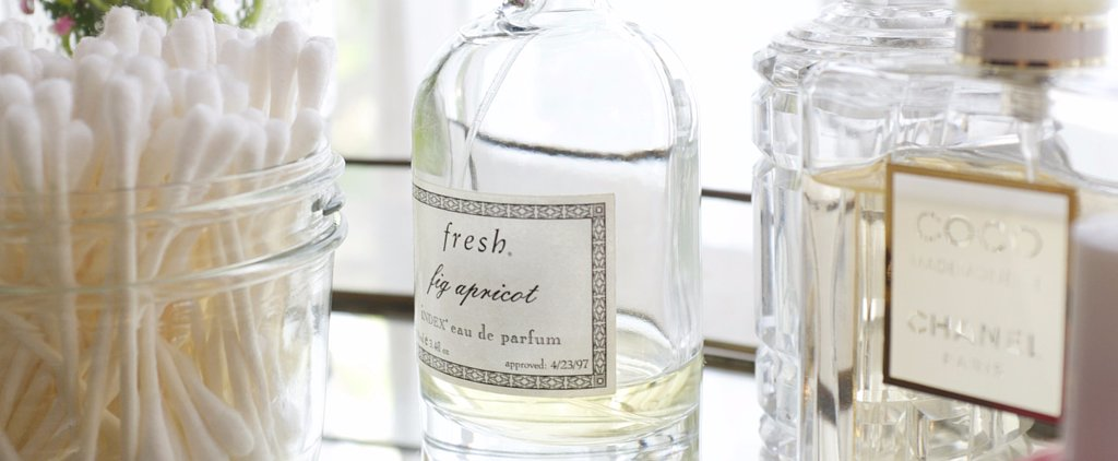 The Quick, Easy Fix For Fragrance Overload