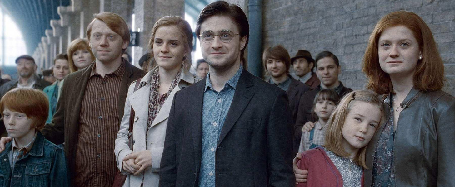 J.K. Rowling Is Tweeting Adorable Things About James S. Potter's First Day at Hogwarts