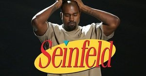 Add The 'Seinfeld' Song To Kanye's VMAs Speech And, Well, It's Amazing