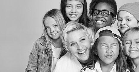 Ellen Degeneres And Gap Launch Inclusive Clothing Line For Girls