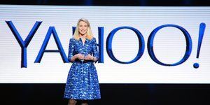 Yahoo's Marissa Mayer is a symbol for American working mothers, whether she likes it or not