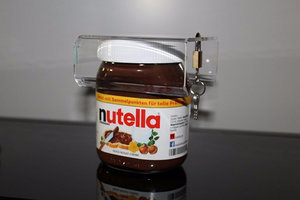 Genius Invents Nutella Lock