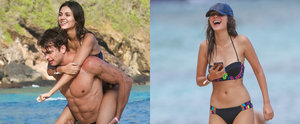 Victoria Justice Bares Her Bikini Body and Shows Beach PDA With Her Boyfriend