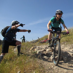5 Life Lessons Learned from Mountain Biking