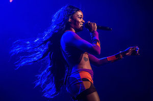 Azealia Banks Thinks Idris Elba Should Be Bond, Calls Nicki Minaj Whack