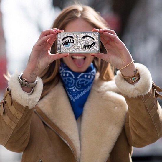 Fashion Week Street Style Instagrams