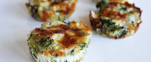 You Won't Believe These Cheesy Broccoli Bites Are Only 40 Calories