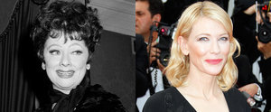 Cate Blanchett Will Play Lucille Ball in a New Biopic