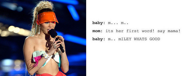 "22 of the Funniest Reactions to ""Miley, What's Good?"" Straight From Social Media"