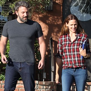 Ben Affleck and Jennifer Garner Together in LA Pictures
