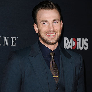 Chris Evans at LA Before We Go Premiere 2015 | Pictures