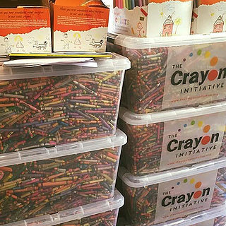 Dad Uses Old Crayons to Make New Ones For Kids in Hospitals