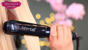 A Flat Iron That Doesn't Destroy Your Hair With Each Use? Yes, Please!