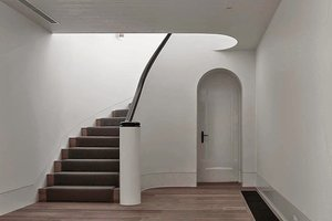 Trend Alert: 11 Curvy, Minimalist Staircases