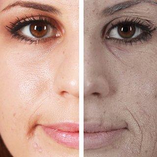 Was mit der Haut passiert wenn man raucht