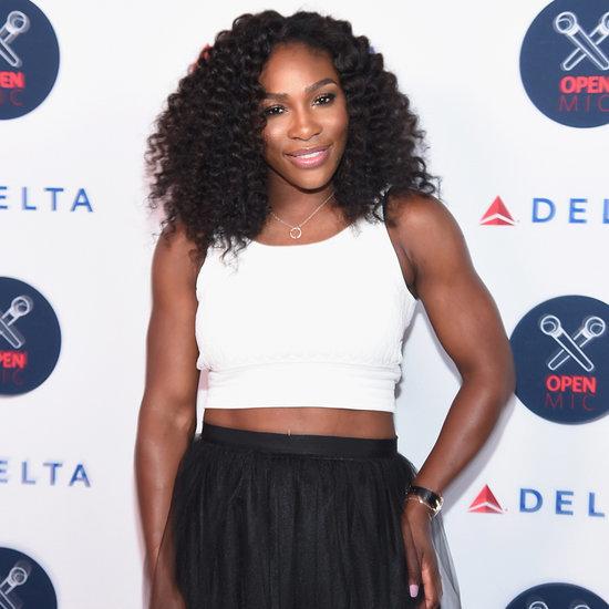 Serena Williams's Gatorade Commercial
