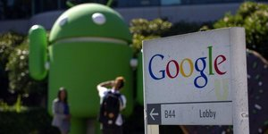 The 20 schools with the most alumni at Google