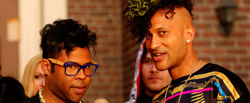 Key & Peele Is a Crazy Show, but Its Hairstyles Are Even Crazier