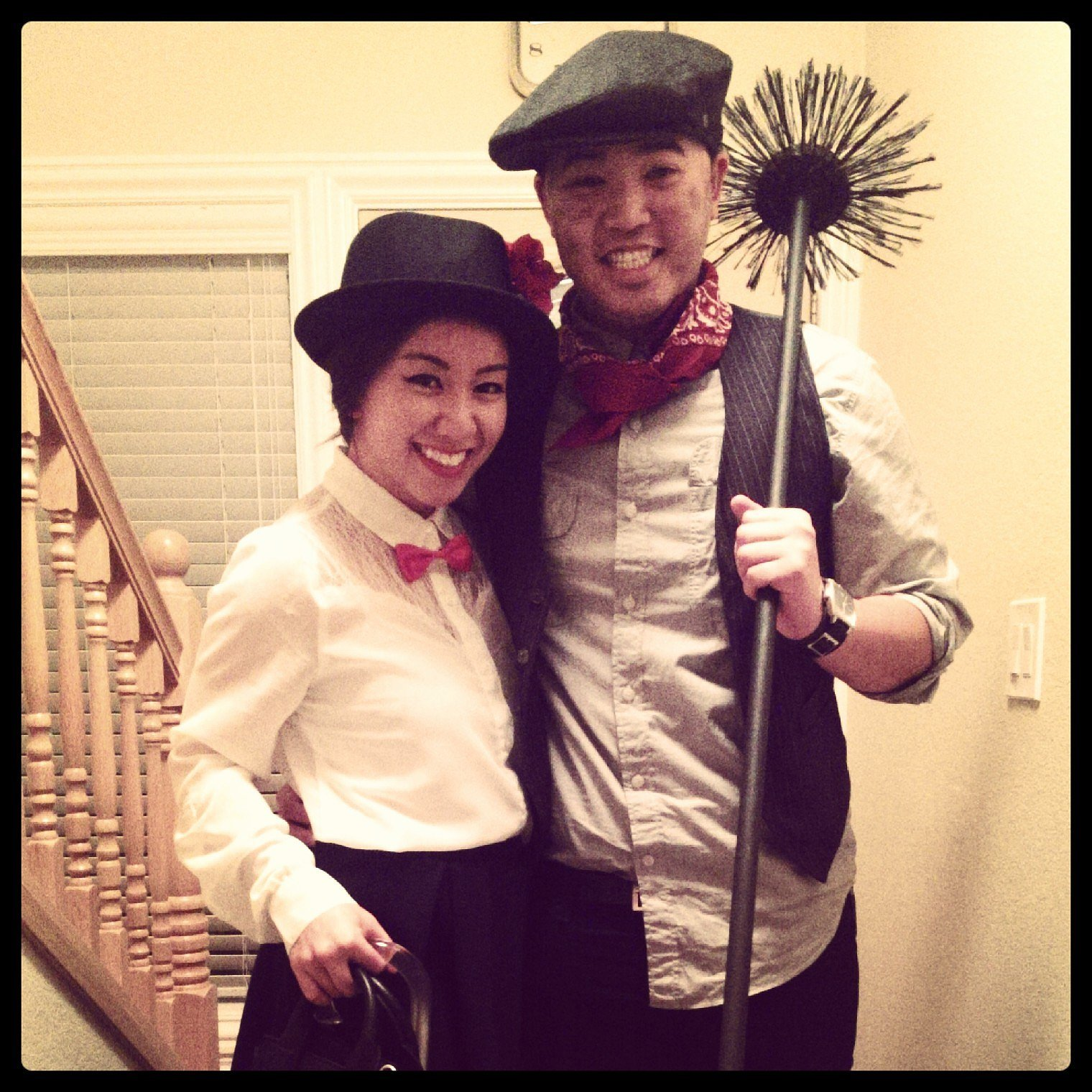 mary poppins and bert relationship marketing