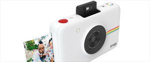 The New Polaroid Camera Prints Pictures Without Using Ink