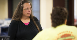 Kim Davis' Attorney Says Marriage Licenses Issued On Friday Are Invalid