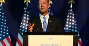 Martin O'Malley: U.S. Should Take In 65,000 Syrian Refugees