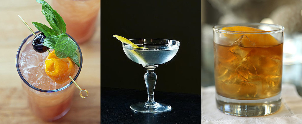 30 Classic Cocktails Every Enthusiast Should Try at Least Once