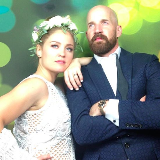 Erika Christensen Marries Cole Maness