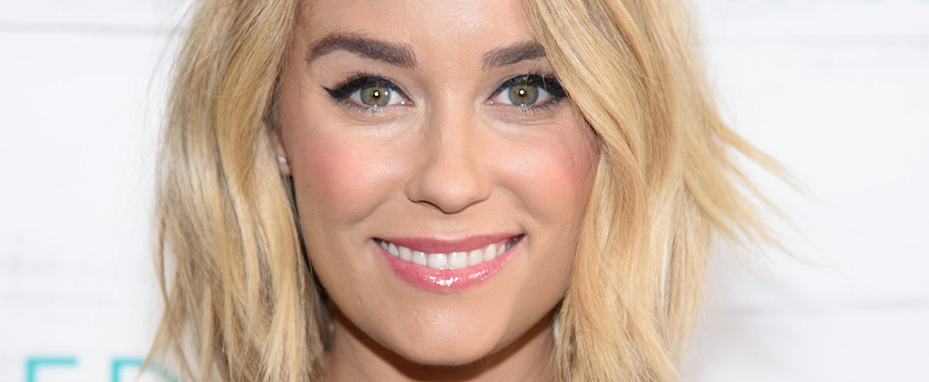 Lauren Conrad Loses the Lob and Goes Back to Balayage