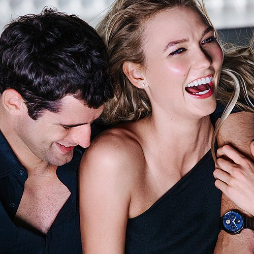 Karlie Kloss Stars in Campaign For Fashionable Smartwatch