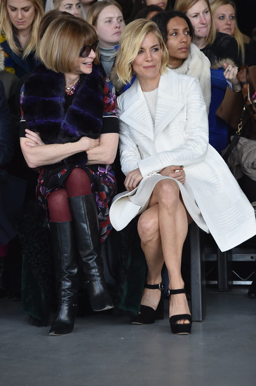 Whoever's Next to Anna Wintour Has the Best Seat in the House
