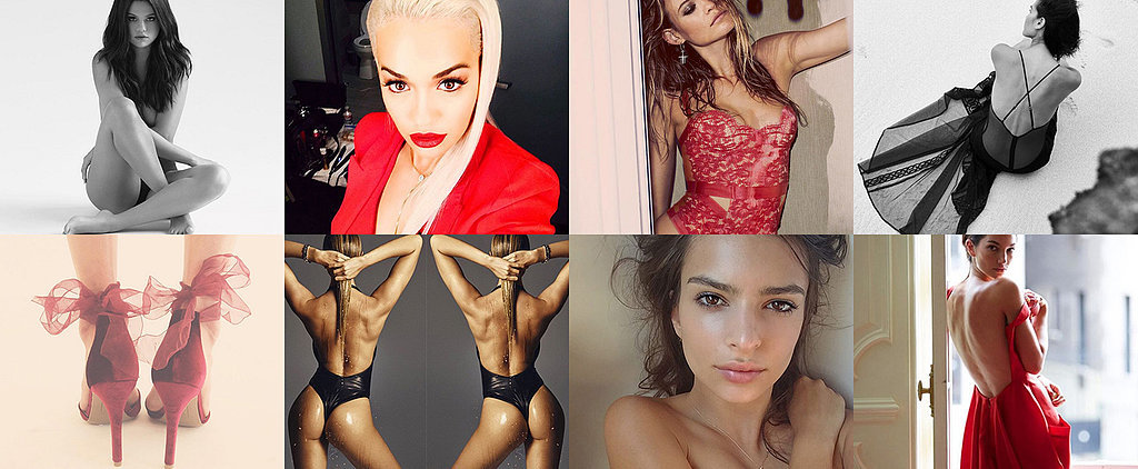 The Sexiest Celebrity Instagram Snaps You Missed This Week