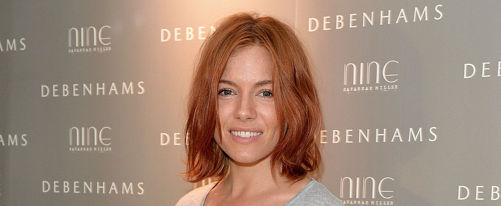 Sienna Miller Just Ditched Her Blond Bob For a Hot Fall Hair Color