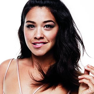 Gina Rodriguez in Glamour October 2015 | Pictures
