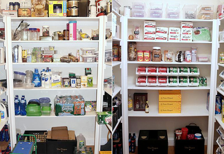 How To Organize A Pantry Popsugar Home