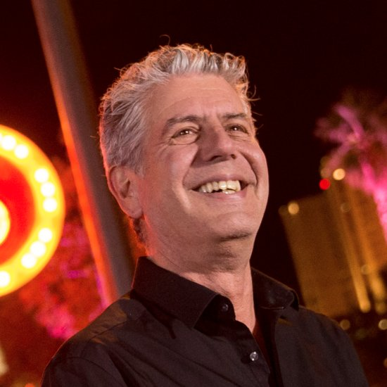 Anthony Bourdain's Parts Unknown Gets a Special Guest